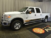 2012 Ford F-250 XLT 4x4 SD Crew Cab 6.75 ft. box 156 in. WB