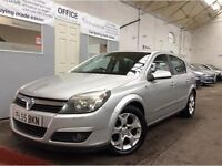 Vauxhall Astra 1.6 i 16v SXi Digital 5dr LOW MILEAGE, ALLOYS, LONG MOT