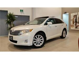 2011 Toyota Venza PREMIUM-AWD-LEATHER-PANO ROOF-BACK UP CAMERA