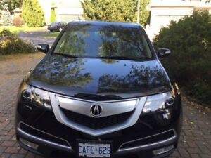 Acura MDX 2012 tech package