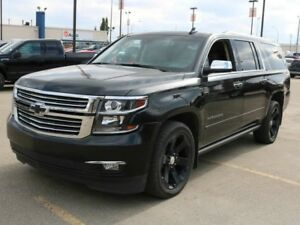 2017 Chevrolet Suburban LTZ, 5.3L V8, Leather, Roof, Navigation