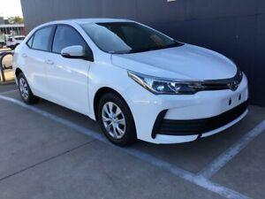 2018 Toyota Corolla ZRE172R Ascent S-CVT White 7 Speed Constant Variable Sedan Stuart Park Darwin City Preview