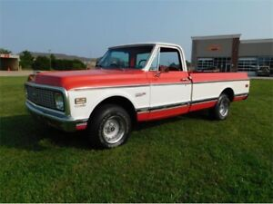 Looking for 1967-72 Chevrolet pickup