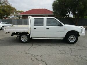 2000 Holden Rodeo TFG6 LX (4x4) 5 Speed Manual 4x4 Crew Cab Pickup Clearview Port Adelaide Area Preview