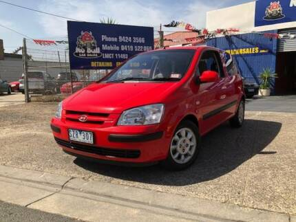 "2004 Hyundai Getz GL AUTOMATIC Hatchback VERY LOW KLM""s Epping Whittlesea Area Preview"