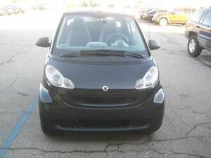 2009 Smart Fortwo Passion Black Loaded