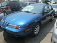 2001 Saturn S SL1 - ONLY 82,000 !!!