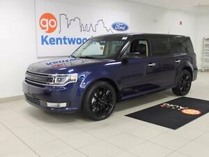 2016 Ford Flex Limited AWD LEATHER NAV VISTA ROOF