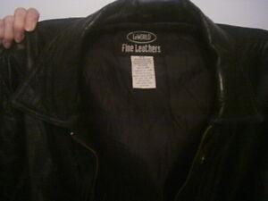 Veste de cuir - Leather Jacket West Island Greater Montréal image 3