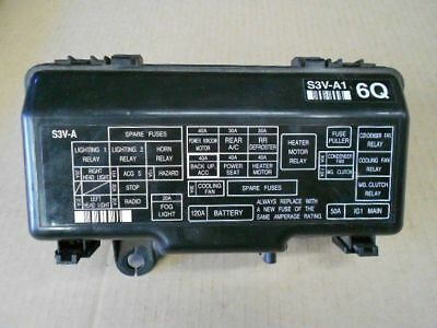 used 2005 acura mdx fuse boxes for sale. Black Bedroom Furniture Sets. Home Design Ideas