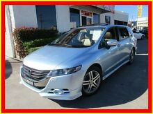 2009 Honda Odyssey 4th Gen MY09 Luxury Blue 5 Speed Automatic Wagon North Parramatta Parramatta Area Preview