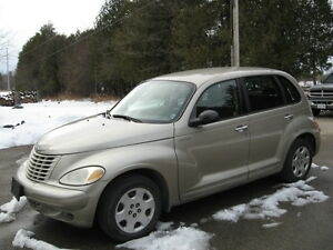 2005 Chrysler PT Cruiser Wagon