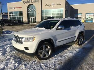 2013 Jeep Grand Cherokee Limited LEATHER, SUNROOF & HEATED SEATS