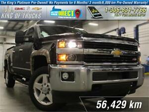 2015 Chevrolet Silverado 2500HD LTZ 6.6L | Leather | PST Paid