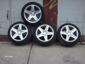"21"" AMG WHEELS for MERCEDES ML- and GL-class"