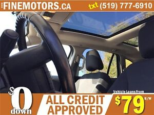 2008 FORD EDGE SEL AWD * PANORAMIC ROOF * ALL POWER OPTIONS London Ontario image 9