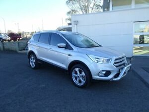 2017 Ford Escape ZG Trend PwrShift AWD Moondust Silver 6 Speed Sports Automatic Dual Clutch Wagon Nowra Nowra-Bomaderry Preview