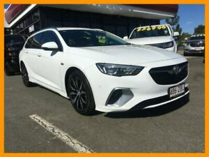 2018 Holden Commodore ZB MY18 RS Sportwagon Heron White 9 Speed Sports Automatic Wagon Beaudesert Ipswich South Preview