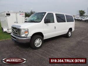 2008 Ford E350 XLT Super Duty 12 Passenger Van