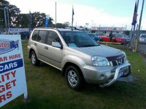 2004 Nissan X-Trail T30 TI (4x4) Gold 4 Speed Automatic Wagon Maddington Gosnells Area Preview