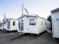 Static Caravan/Van for sale skegness east coast Not Haven