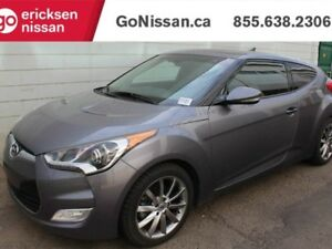 2015 Hyundai Veloster AUTO, HEATED STEERING WHEEL, PANORAMIC ROO