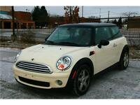 2007 Mini cooper  Coupe, AUTO W/PADDLE SHIFTERS,PANORAMIC ROOF,L