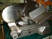 Meat Slicer, Professional Berkel