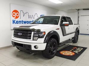 2014 Ford F-150 FX4!!! Ecoboost, Leather, NAV, Moonroof!!!