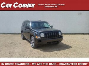 2009 Jeep Patriot North $109 B/W 4x4 BEAUTIFUL JEEP