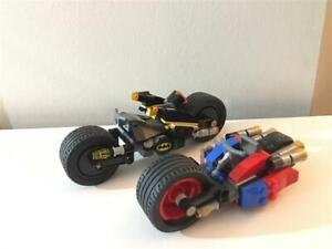 Lego Superheroes Gotham City Cycle Chase #76053