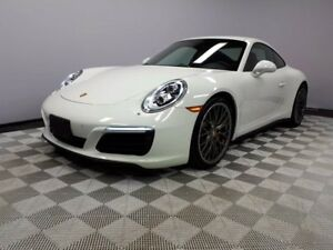 2017 Porsche 911 CERTIFIED PRE-OWNED   AWD   Premium PLUS   LED