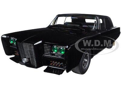 BLACK BEAUTY GREEN HORNET BLACK TV SERIES 1/18 DIECAST MODEL BY AUTOART 71546 18 Autoart Diecast Model