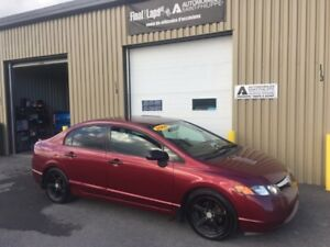 2008 Honda Berline Civic DX-G man 5 vit. full. clean no rust
