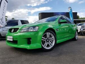 2008 Holden Commodore VE MY08 SS Green 6 Speed Automatic Sedan