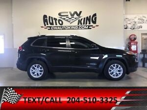 2015 Jeep Cherokee North/Sport / 4x4 / Financing Available