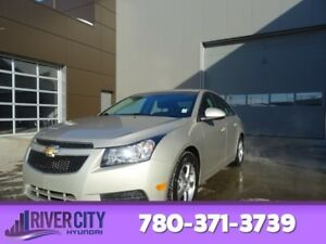 2014 Chevrolet Cruze 2LT TURBO Leather,  Heated Seats,  Back-up