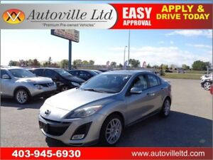 2010 MAZDA 3 SUNROOF NAVI