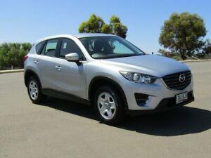 2015 Mazda CX-5 KE1072 Maxx SKYACTIV-Drive Silver 6 Speed Sports Automatic Wagon Murray Bridge Murray Bridge Area Preview