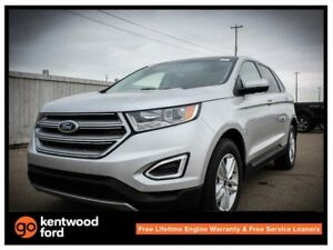 2017 Ford Edge SEL 201A 3.5L V6 AWD, panoramic roof, NAV, remote