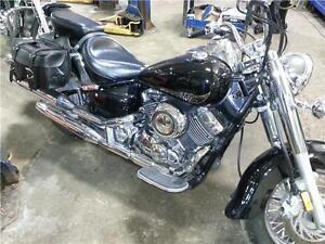 2014 Yamaha 650 Classic -Black