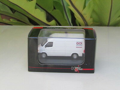 High Speed 1 87 Diecast Car Mercedes Benz Sprinter Van  Go Express   Logistics
