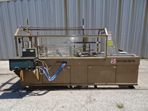 MTC 540-G Case Erector / Gluer