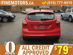 2012 FORD FOCUS SE HATCHBACK * EASY ON GAS * FINANCING AVAILABLE London Ontario image 5