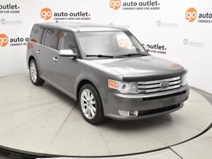 2010 Ford Flex Limited All-wheel Drive