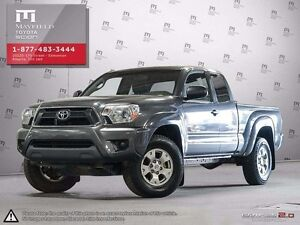 2015 Toyota Tacoma Access Cab 4x4 SR5 power package