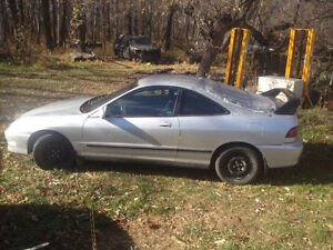 Acura Integra 96 and 99 parting out engine swap $650