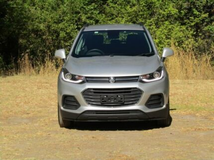 2017 Holden Trax TJ MY17 LS Silver 6 Speed Automatic Wagon Hahndorf Mount Barker Area Preview