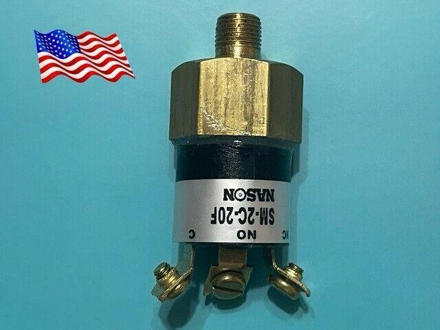 SM-2C-20F NASON OIL PRESSURE SWITCH Genuine Parts New!