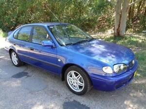 2000 TOYOTA COROLLA ASCENT SECA AUTOMATIC Maitland Maitland Area Preview